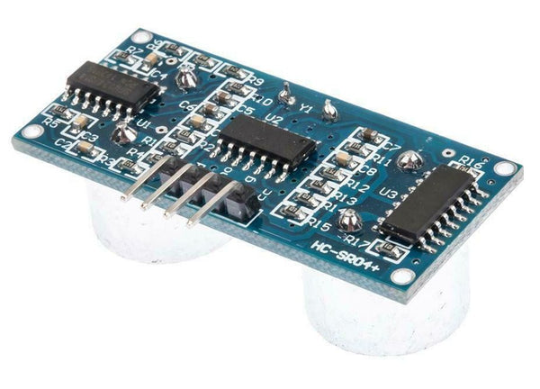HC-SR04+ Low-Voltage UltraSonic Distance Sensor
