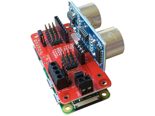 Picon Zero v1.3 - Intelligent Robotics Controller for Raspberry Pi (Piconzero)