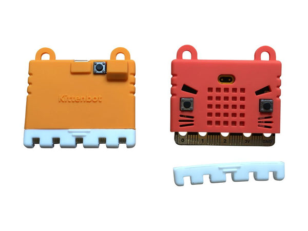 Kittenbot Cat-Face Case for BBC Micro:Bit (Case for Microbit)