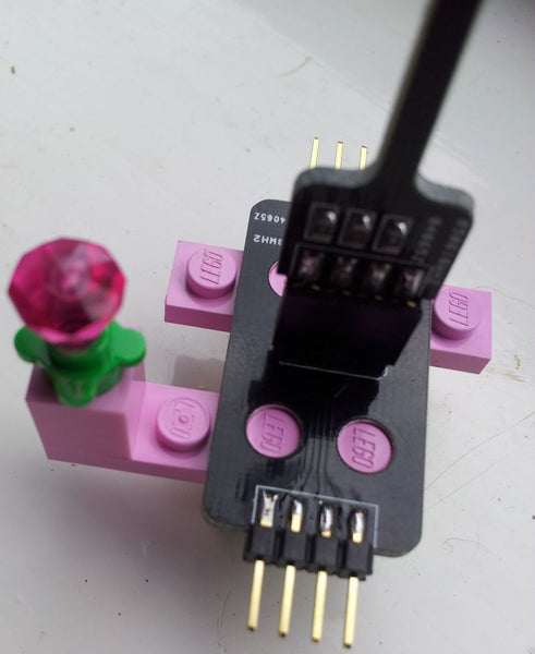 Lego Compatible PiStop Base for Pi-Stop Traffic Light Add-on for Raspberry Pi