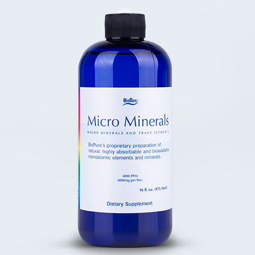 BioPure MicroMinerals