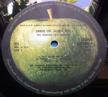 Load image into Gallery viewer, Modern Jazz Quartet Under The Jasmin Tree First Pressing Stereo Album LP Apple UK 1968