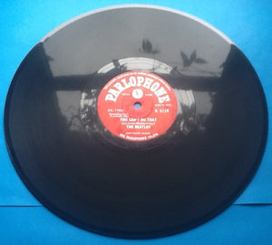 "Beatles Can't Buy Me Love - You Can't Do That 2 Track NMint 10"" 78rpm Vinyl Single India"