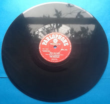 "Load image into Gallery viewer, Beatles I'll Cry Instead - Tell Me Why 2 Track NMint 10"" 78rpm Vinyl Single Indiia"