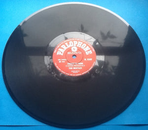 "Beatles Ticket To Ride Yes It Is 2 Track NMint 10"" 78rpm Vinyl Single India"