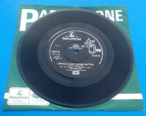 "Beatles Yesterday 2 Track 7"" NMint A Label Demo UK 1976"