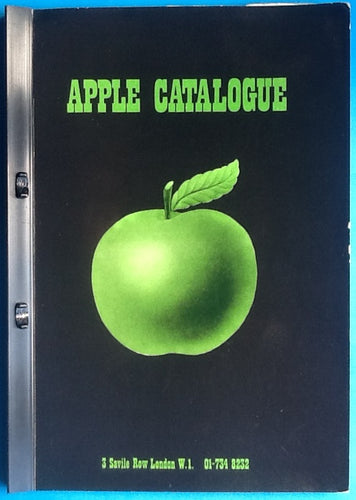 Beatles Apple Corps Artists and Releases Catalogue 1971