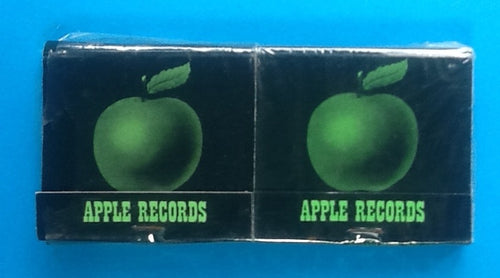 Beatles Apple Original Sealed Set of 4 Matchbooks 1968