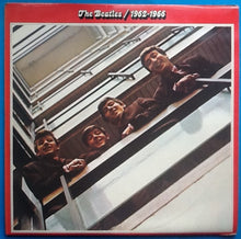 Load image into Gallery viewer, Beatles 1962 - 1966 2 x Vinyl Promo Demo Factory Sample Album LP UK 1973