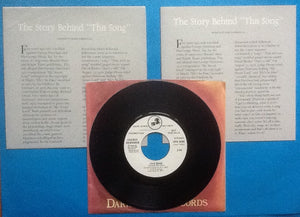 George Harrison This Song 2 Track NMint Promo with Flyer and Picture Sleeve USA 1976