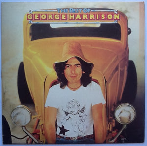 Beatles George Harrison The Best of George Harrison 13 Track Factory Sample Promo Demo Vinyl Album LP UK 1976
