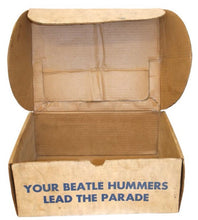 Load image into Gallery viewer, Beatles Hummer Display Box 1964