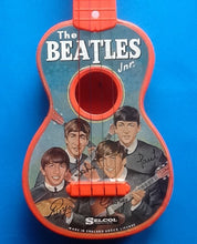 Load image into Gallery viewer, Beatles Junior Selcol Guitar U.K. 1963