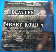 Load image into Gallery viewer, Beatles Abbey Road 17 Track Factory Sample Promo Demo Vinyl LP Album UK 1971
