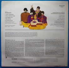Load image into Gallery viewer, Beatles Yellow Submarine 12 Track NMint Factory Sample Promo Demo Vinyl LP ALbum UK 1976