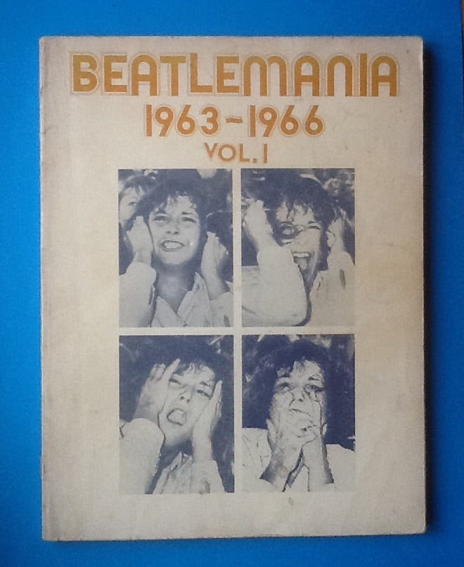 Beatles Songbook Beatlemania 1963 - 1966 Volume 1