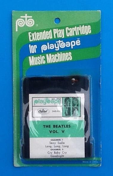 Beatles Unused Playtape White Album Vol. V 1968