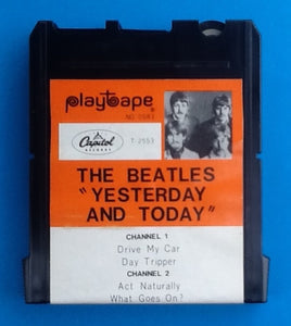Beatles Original Playtape Yesterday and Today 1967