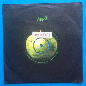 "Paul & Linda McCartney The Back Seat Of My Car 2 Track 7"" NMint Demo UK 1971"