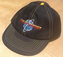 Load image into Gallery viewer, Beatles Paul McCartney New World Snap Back Tour Cap Hat 1993