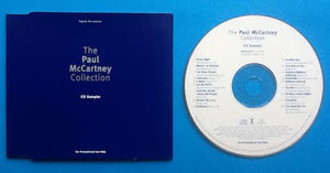Paul McCartney The Collection 18 Track CD Promo Sampler 1993