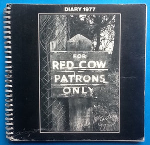 Beatles Paul Linda McCartney Desk Diary Calendar Book 1977