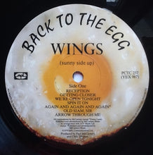 Load image into Gallery viewer, Beatles Paul McCartney Wings Back to the Egg 14 Track NMint Factory Sample Promo Demo Vinyl Album LP UK 1979