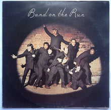 Load image into Gallery viewer, Beatles Paul McCartney Wings Band on the Run 9Track Factory Sample Promo Demo Vinyl Album LP UK 1973