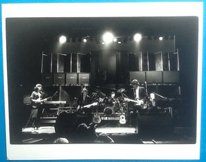 Beatles Paul McCartney Original Press Publicity Photo UK Tour 1979 9