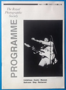Beatles Paul Linda McCartney Sixties Programme Royal Photographic Society Bath 1992