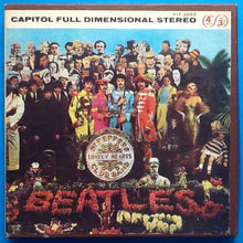 Load image into Gallery viewer, Beatles SGT. Peppers Lonely Hearts Club Band Reel to Reel Tape Stereo USA 1967