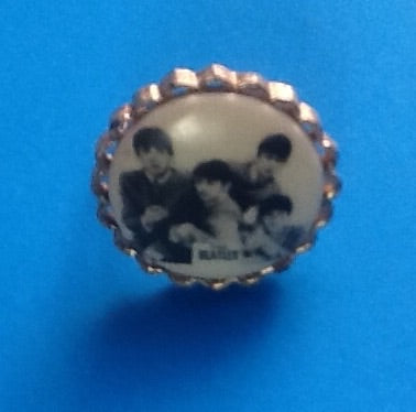 Beatles Original Jewelry Ring 1964