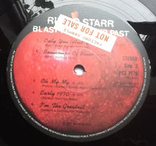 Load image into Gallery viewer, Beatles Ringo Starr Blast From Your Past NMint Factory Sample Promo Demo Vinyl Album LP UK 1975