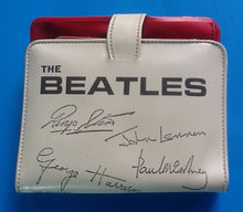 Load image into Gallery viewer, Beatles Original Complete Tan Coloured Wallet
