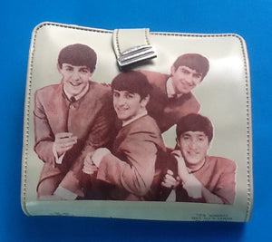 Beatles Original Complete Tan Coloured Wallet