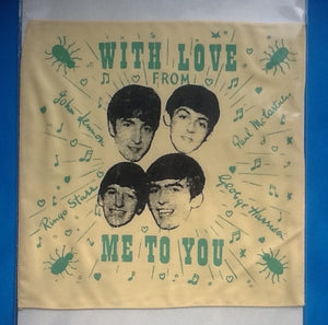 Beatles Original Handkerchief 1960s