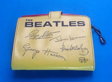 Load image into Gallery viewer, Beatles Original Yellow Wallet