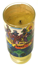 Load image into Gallery viewer, Beatles Yellow Submarine Candle