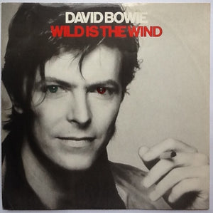 "David Bowie Wild Is The Wind 2 Track NMint 12"" Vinyl Single UK 1981"