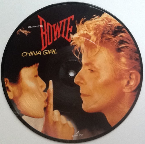 David Bowie China Girl 2 Track 7
