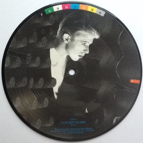 David Bowie Golden Years 2 Track 7