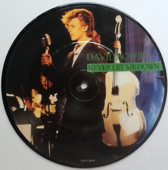 David Bowie Never Let Me Down 2 Track 7