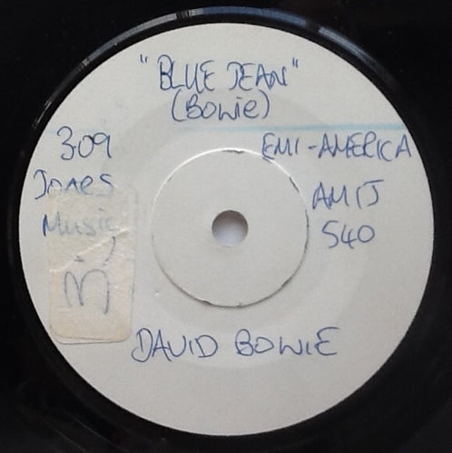 David Bowie Blue Jean 2 Track 7