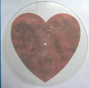David Bowie Tin Machine Prisoner of Love 2 Track NMint Uncut Shaped Picture Disc UK 1989
