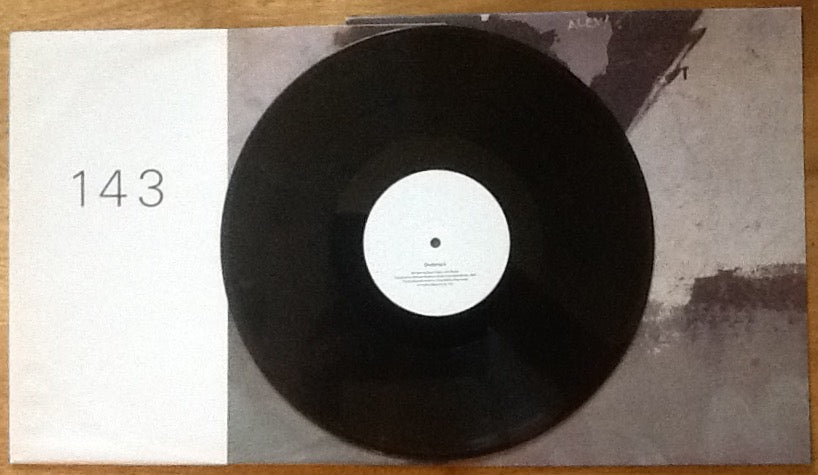 "New Order Shellshock 2 Track NMint 12"" Picture Sleeve Vinyl Single UK 1986"