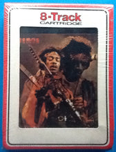 Load image into Gallery viewer, Jimi Hendrix Jimi Original Sealed Boxed 8 Track Cartridge Pickwick 1975