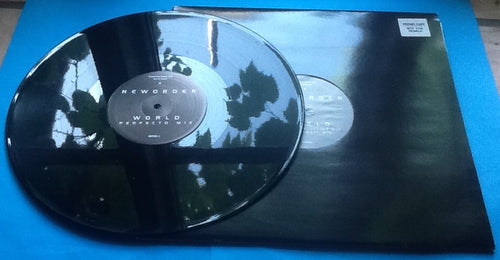 New Order World (The Price of Love) 6 Track NMint 2x12