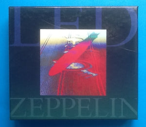 Led Zeppelin Boxed Set 2 Atlantic with Booklet 1993