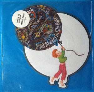 "Prince Paisley Park 2 Track 7"" NMint Shaped Picture Disc 1985"