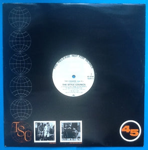 "Style Council The Lodgers 2 Track 12"" NMint Promo Single UK 1985"